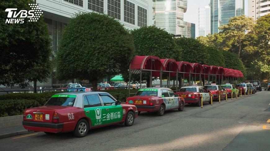 示意圖/TVBS 中國玩命計程車 背後牢騷誰人知