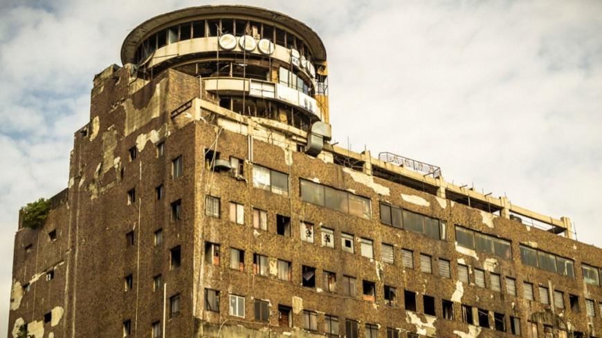 台中千越大樓。圖/翻攝自 Google街景