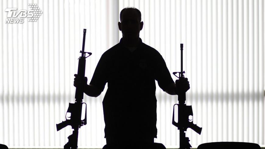 圖/達志影像美聯社 川普下令草擬法規 禁改造槍枝成機關槍裝置