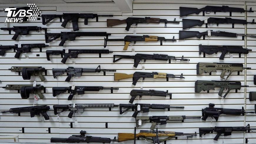 圖/達志影像美聯社 濫射案不斷! 2/3美國人支持槍枝管制趨嚴