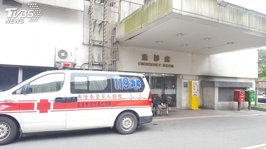 圖/中央社 染流感掛病號 初三跑急診超過9000人
