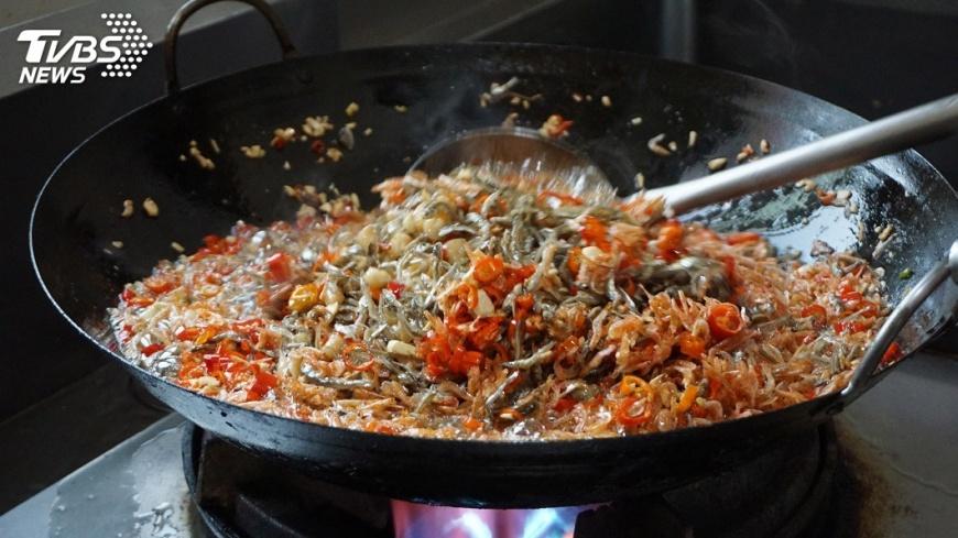 圖/中央社 會回甘的干貝XO醬 「徐煮席」做給你吃