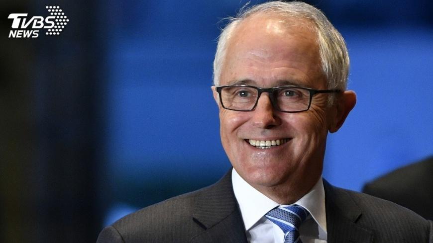 圖/達志影像美聯社 澳洲總理訪美 與川普談中國與經貿議題