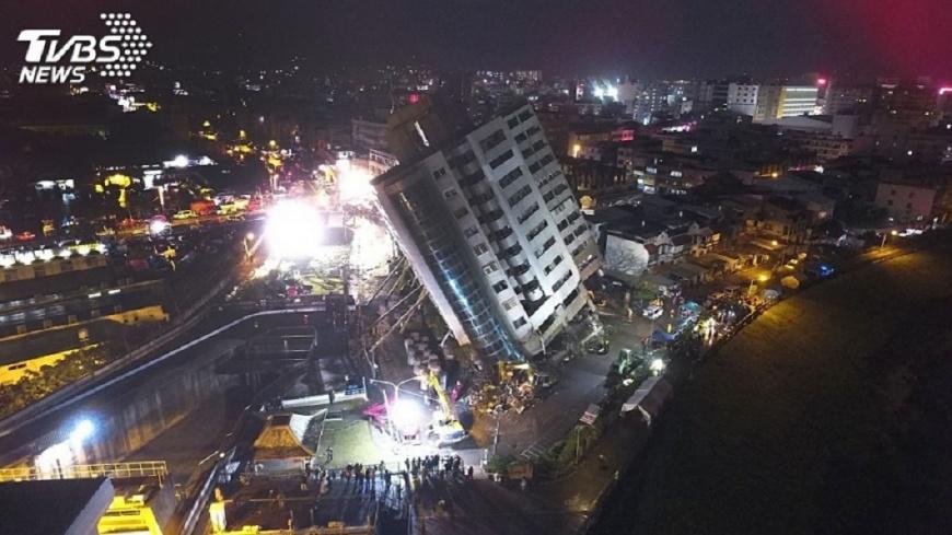 圖/中央社 未來1個月內!氣象局:恐再有規模4以上地震