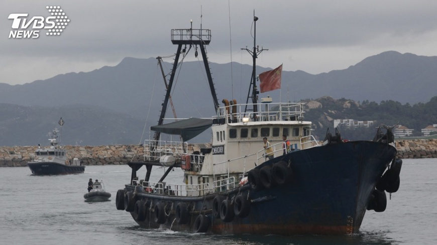 圖/達志影像美聯社 中國大型漁船作業規模冠全球 台灣居次