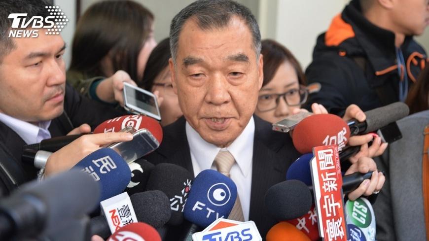 圖/中央社 軍人年改延後提出 邱國正將拜會立委說明