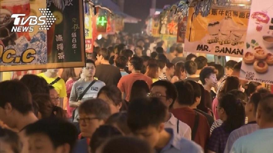 圖/TVBS資料畫面 在地人才知!網激推11個「真夜市」 好吃遊客少