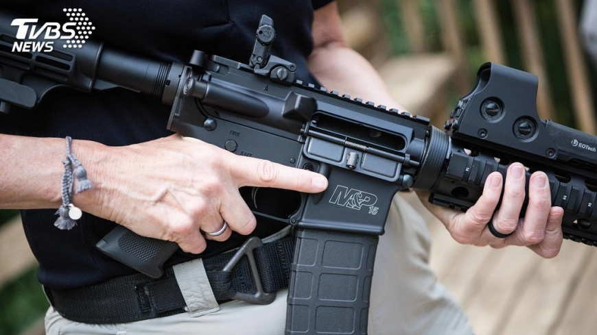 圖/達志影像美聯社 佛州血案掀省思 美商停賣突襲型步槍