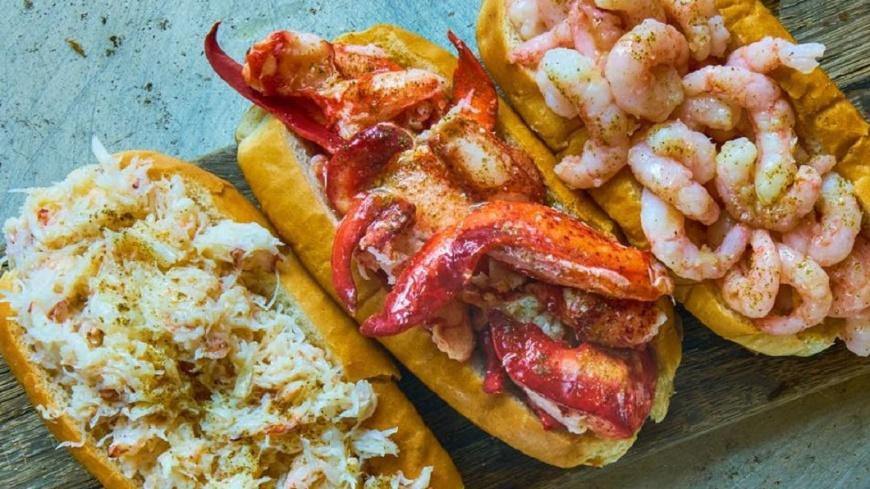 翻攝自/Luke's Lobster 紐約龍蝦堡Luke's Lobster 月底登台