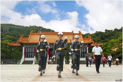 原台灣護國神社,今台北忠烈祠(台北忠烈祠 提供)