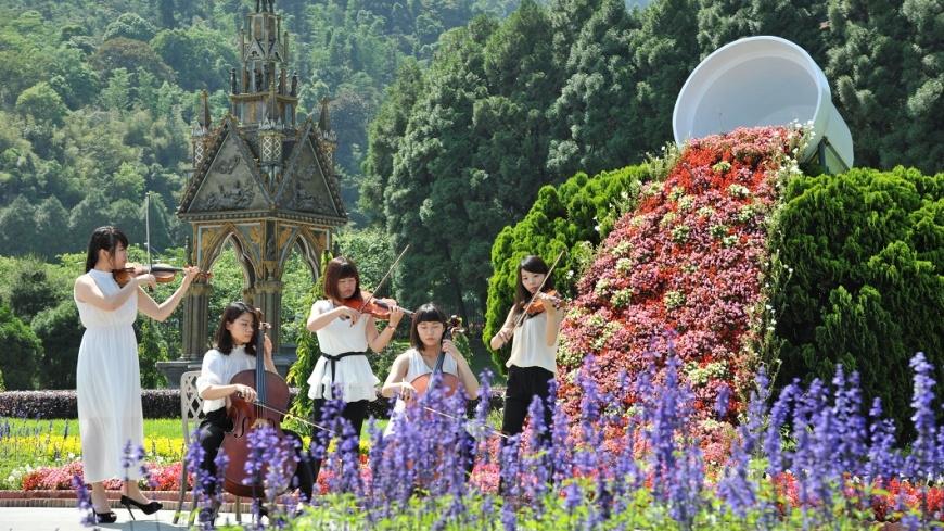 九族文化村提供