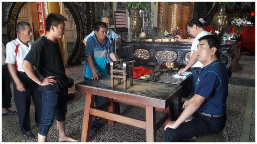 陳俊男在受訓49天的期間只吃水果。