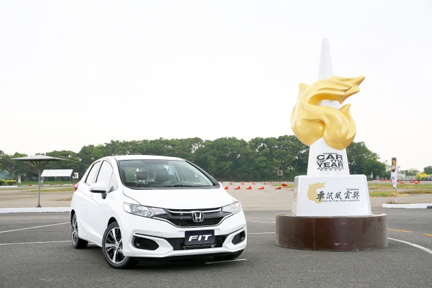 Honda奪2018年度風雲車與最佳國產SUV