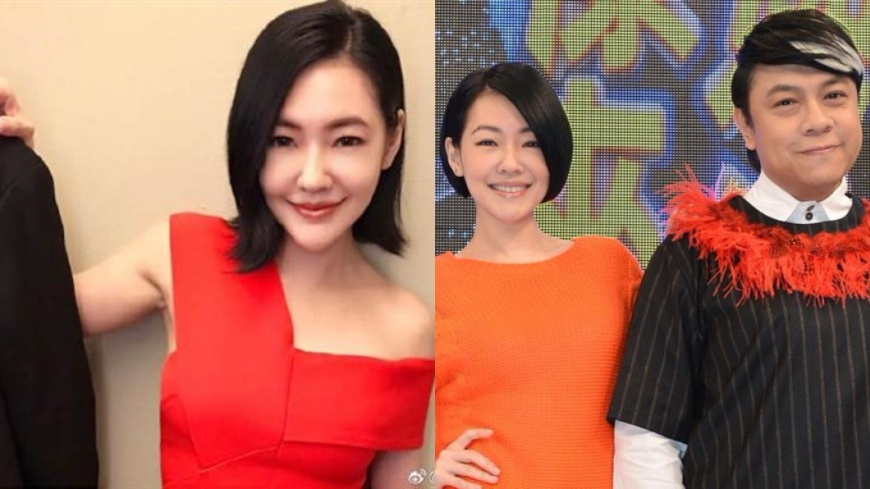 小S和蔡康永將主持新節目《花花世界》,圖/取自小S微博、康熙來了臉書