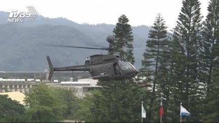 新竹空軍基地直升機「起飛3分鐘重落地」 2人到院前死亡