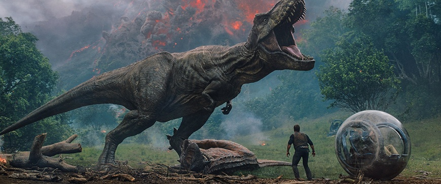 圖片來源/《侏羅紀世界:殞落國度》劇照