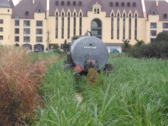 推動畜牧沼液渣作為農地肥分使用