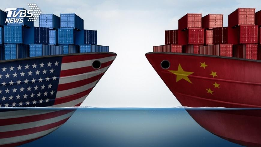 示意圖/TVBS 蔡總統過境紐約 北京宣布制裁對台軍售美企