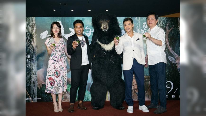 天然喜感獲關注 《山的那一邊》登韓國影展