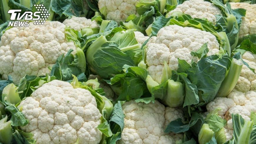 花椰菜富含纖維,不易消化。示意圖/TVBS