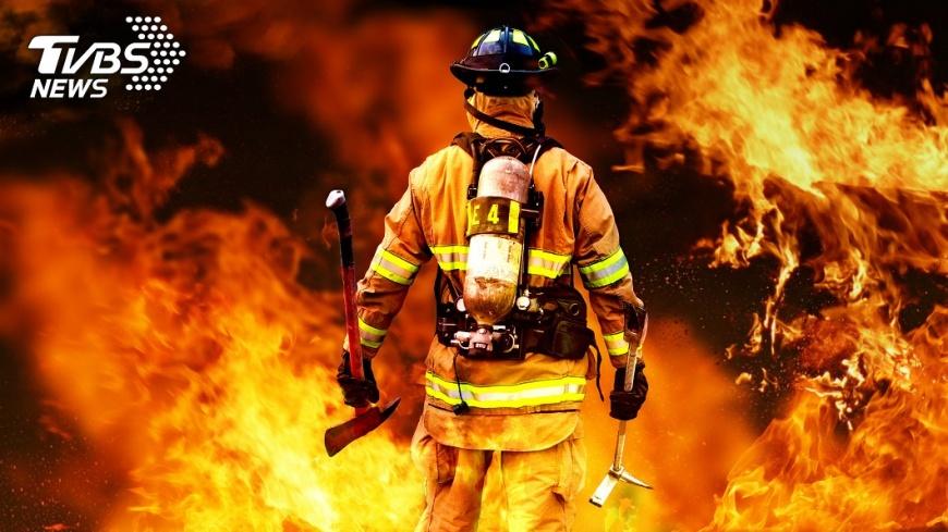 示意圖。圖/ShutterStock 消防員救人,誰來救他們? 消防員的十大辛酸
