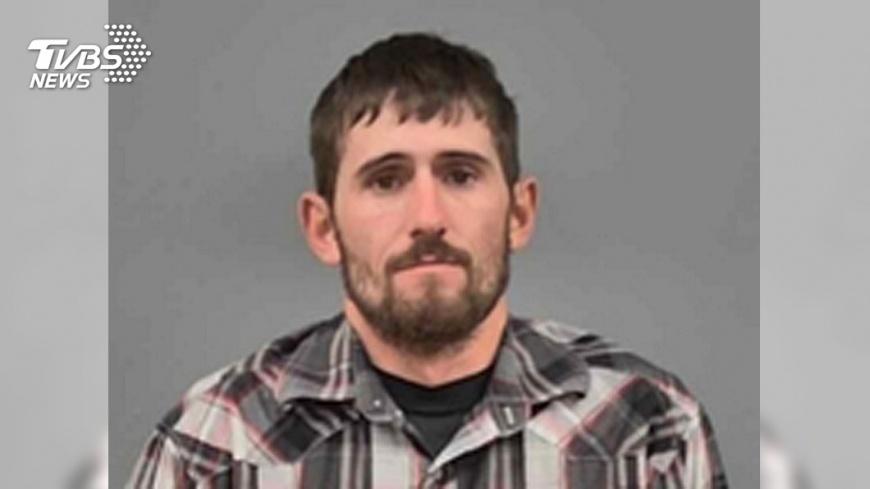 美國密蘇里州29歲盜獵者貝瑞(David Berry Jr.)。圖/達志影像美聯社