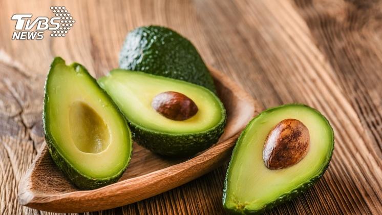 酪梨當中的鉀也會影響腎臟功能。示意圖/TVBS