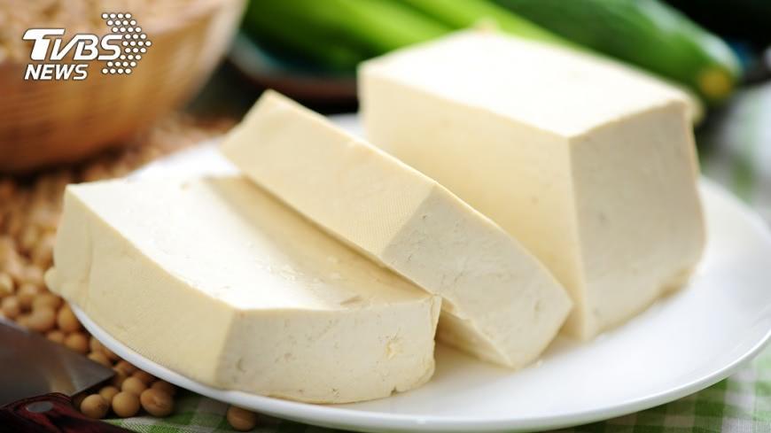豆腐及豆干也名列榜上。示意圖/TVBS