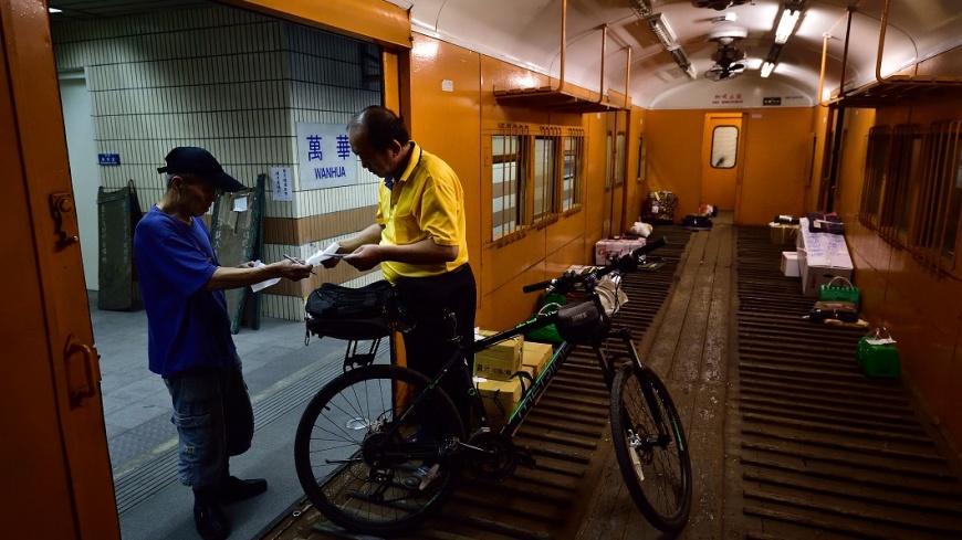 行李包裹列車至今,有將近60年的歷史。圖/台鐵提供