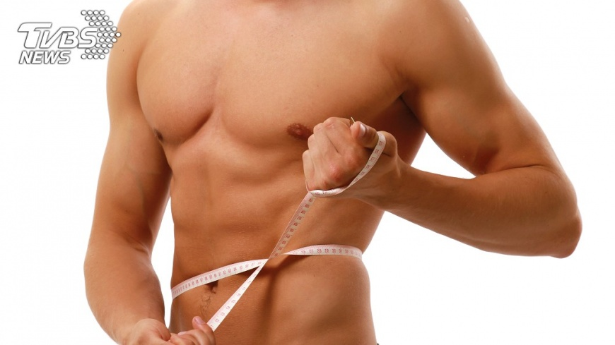 多檢視身材,能增加減肥的動力。示意圖/TVBS