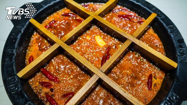 專家認為吃辣不但無助於減肥,還有可能傷害腸胃。示意圖/TVBS