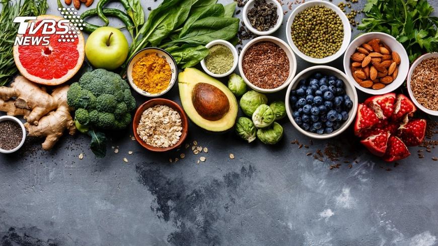小禎強調食物盡量吃原形,少碰加工品。示意圖/TVBS