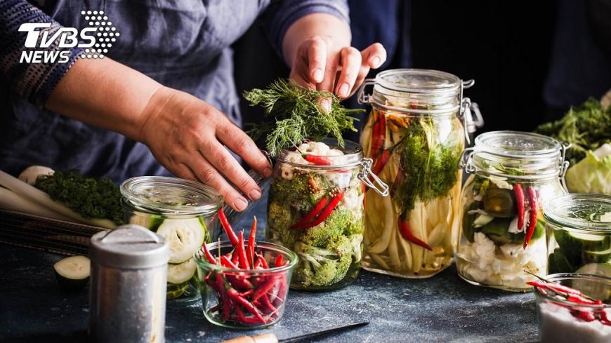 愛吃醃製食品可能罹患胃癌。示意圖/TVBS