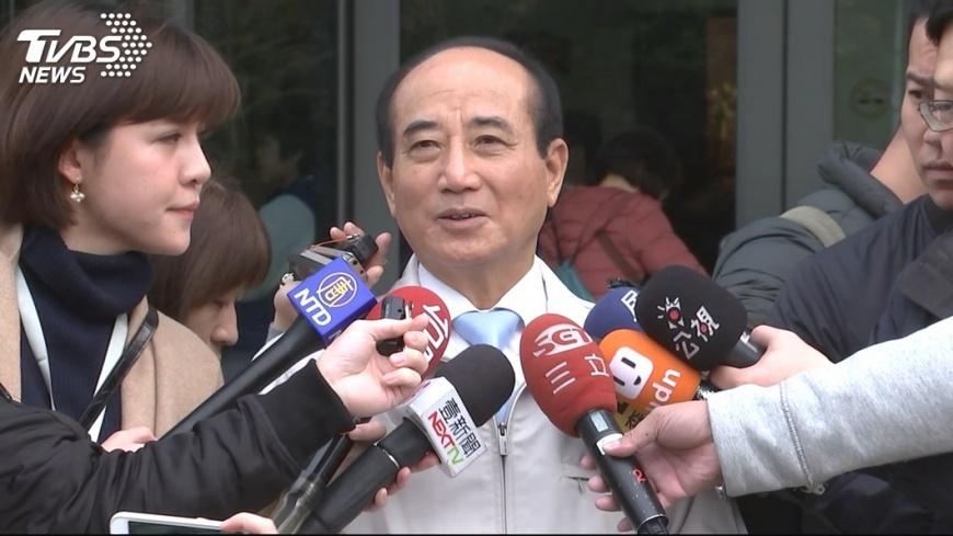 圖/TVBS 和諧度陷危機!命理師點出王金平參選最大問題