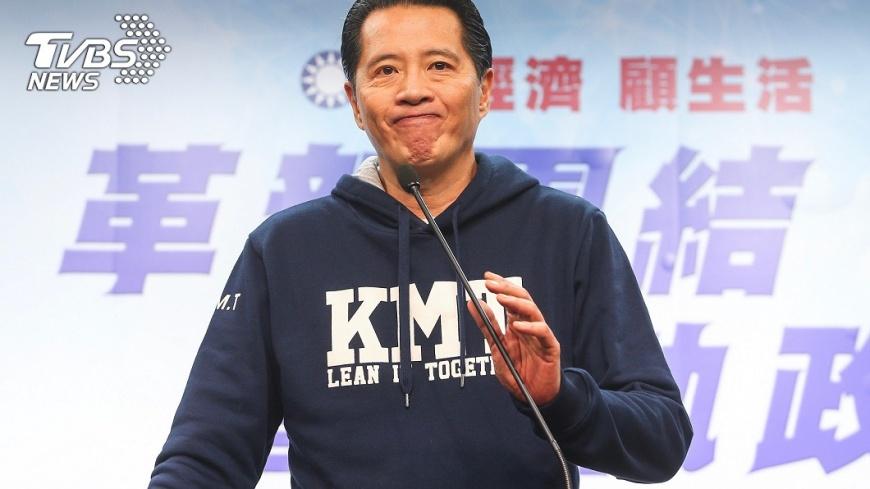 四席立委補選只保一席,國民黨發言人歐陽龍表示沒有驕傲的本錢。圖/中央社 【觀點】張佑宗:韓流止步,民進黨止血