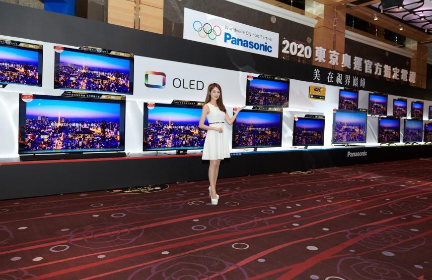 Panasonic以獨家6原色顯像技術及HCX影像晶片,成為2020東京奧運指定電視。 不以日系精品家電為滿 追求極致提供全新體驗