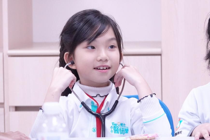 小小醫師營 仁心德醫核心價值的起點