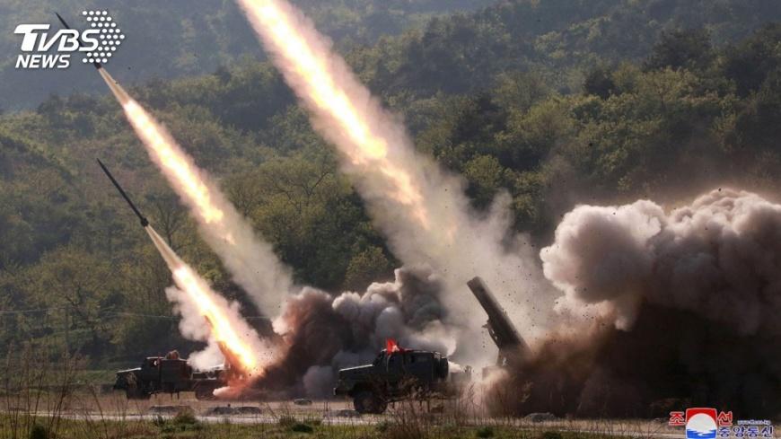 圖/TVBS 北韓搗彈? 南韓軍方:清晨發射短程飛彈