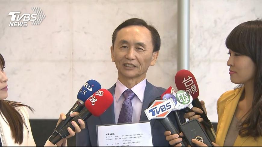 圖/TVBS資料畫面 指韓國瑜涉婚外情遭訴 吳子嘉批韓公開說謊