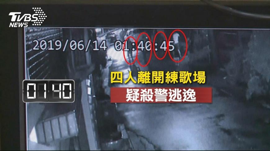 快訊/台南殺警案嫌犯高雄內門落網 警方將漏夜偵辦