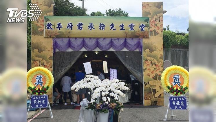 勇警李承翰16日舉行告別式 靈位入祀忠烈祠