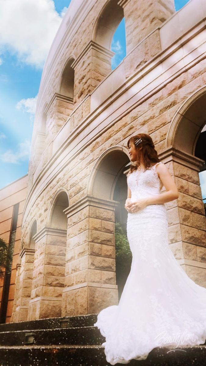 絕美歐洲浪漫婚紗景點在臺中