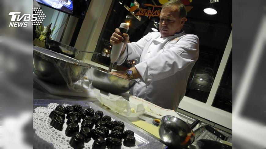 圖/達志影像美聯社 巧克力豆餅乾飄香紐約 外酥內軟療癒人心