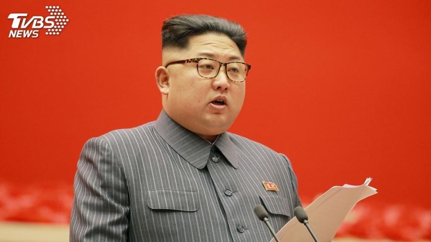 圖/TVBS 金正恩主導北韓試射 意在警告美韓軍演