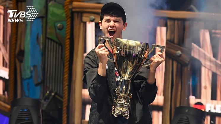 圖/路透社 電玩世界盃奪冠 美少年獨得近億獎金