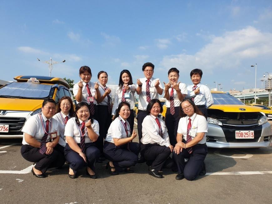 桃園國際機場排班計程車 服務再升級