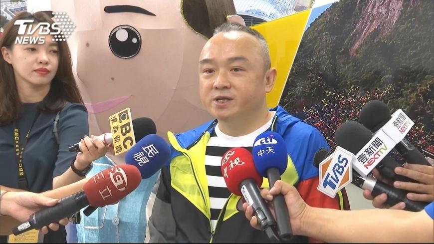 高雄市觀光局長潘恒旭。圖/TVBS資料照 韓國瑜競選經費2千萬給潘恒旭前公司 他爆這數字有疑點