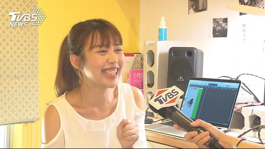 圖/TVBS 素人歌手唱家鄉美 介紹新竹美食、景點