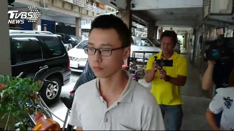 圖/TVBS 快訊/衝撞害員警撞車殉職 基檢方駁縱放嫌犯