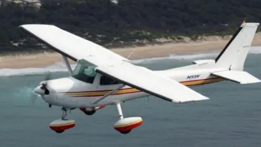 圖/翻攝自 Will Willitts 推特 飛行課遇教練昏迷 菜鳥駕駛機智求援順利降落
